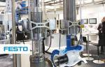 Новая разработка FESTO и Shell Global Solution ‒ электрический следящий привод для антипомпажных регулирующих клапанов