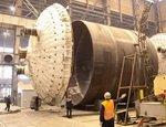 ОАО Волгограднефтемаш готовит уникальное сверхгабаритное оборудование  для нужд АО Газпромнефть-ОНПЗ