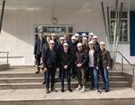 Губкинцы посетили производственные объекты ПАО «Криогенмаш»