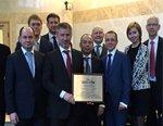 ОМК награждена премией «ГАЗПРОМА» в области науки и техники