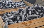 «АЛСО» планирует выйти на производственную мощность по изготовлению стальных отводов в новом цехе