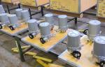 Фото недели: В АО «Тулаэлектропривод» разработаны малогабаритные взрывозащищенные неполнооборотные электроприводы