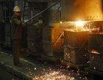 «ЛМЗ «МашСталь», интервью с ком.директором Кошеваровым Д.В.: - Сегодня, производственные мощности предприятия, позволяют выпускать порядка 3000 тонн жидкой стали в месяц