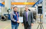 ПГ «КОНАР» отметила лучших инженеров в рамках дня рождения предприятия