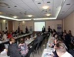 Первый день работы Межотраслевой экспертной сессии Перспективные направления развития российского арматуростроения для нефтегазового комплекса успешно завершился