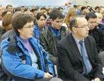 Сотрудники ОАО «АБС ЗЭиМ Автоматизация» обсудили волнующие проблемы на встрече с руководством