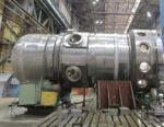В Атомэнергомаше собрали корпус второго реактора для первого серийного ледокола нового поколения «Сибирь»