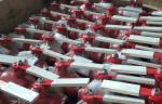 Цельносварные муфтовые краны «ГЭСС-Пром» отгружены заказчику