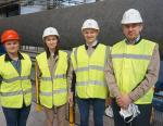 Представители АО ВНИИСТ посетили предприятие ООО «Трубопроводные покрытия и технологии»
