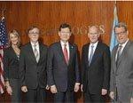 Казахстан начинает развивать сотрудничество с американскими производителями трубопроводной арматуры