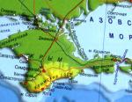 Крым ищет инвесторов для газификации полуострова