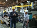 АО «ПТПА». Заготовительный и закалочный участки трубопроводной арматуры. Часть III.