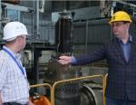 АО «ПТПА». Участок сборки и испытаний крупногабаритной трубопроводной арматуры. Часть II