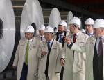 Денис Мантуров принял участие в открытии завода русско-китайского предприятия