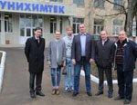 Группа ARMTORG.RU побывала на производственных линиях НПО «УНИХИМТЕК»