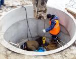 «Томскводоканал» завершил монтажные работы задвижек на насосно-фильтровальной станции