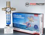 PROFACTOR представит на Aquatherm Moscow 2018 новую продукцию – фильтр промывной