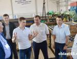 Казахстан заинтересовался продукцией курганского завода Темпер