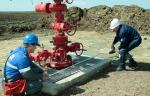 На Оренбургском нефтегазоконденсатном месторождении устанавливаются новые скважины