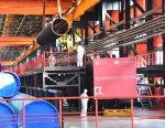 Группа ЧТПЗ отгрузила первые 3 300 тонн труб для «Северного потока 2»
