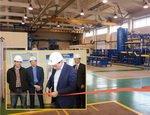 «Новомет» открыл обновленный инженерно-технический центр в Перми