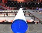 Группа ЧТПЗ отгрузила трубы с полипропиленовым антикоррозионным покрытием для «Южного коридора»