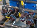 Шаровой кран LD Стриж нашел успешное применение в оборудование для ХВС