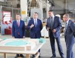 ЛМЗ МашСталь посетил с рабочим визитом заместитель председателя ЦК КПРФ