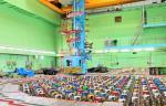 Смоленская АЭС планирует ввести турбогенератор № 2 в эксплуатацию 1 сентября