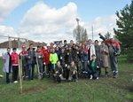 БАЗ принял участие в эколого - краеведческой акции «Зеленый город. Маршрутом Дашковых»