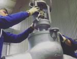 ОКАН готовит к отправке на Белорусскую АЭС регулирующие клапаны