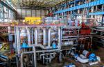 Энергетики «Квадры» обновили газовую турбину № 6 блока ПГУ-115 МВт на Дягилевской ТЭЦ