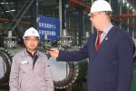 Китайское арматуростроение. YDF Valves. Изготовление крупногабаритной арматуры. Часть VII