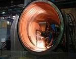 Петрозаводскмаш освоил новую для России технологию – электрошлаковой наплавки труб первого контура ГЦТ