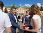 БАЗ поздравил выпускников-медалистов г. Благовещенска и Благовещенского района