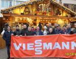 Победители Viessmann Profi побывали на заводе в Германии
