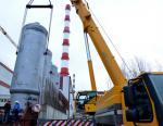 На Кольской АЭС завершена уникальная операция по монтажу основных элементов дополнительной системы безопасности