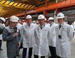 Руководство ОМК намерено освоить выпуск шаровых кранов для Газпрома в рамках программы импортозамещения