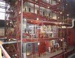 В начале декабря был произведен запуск водогрейного котла большой мощности КВ-ГМ-139,6-150 на Новосибирской ТЭЦ-4