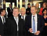 Мэр Новосибирска Анатолий Локоть заинтересовался разработками Группы КОТЭС в области энергетики