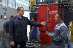 ООО Хавле Индустриверке. Участок подготовки к нанесению покрытий на трубопроводную арматуру. Часть III