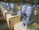 ЗАО «Тулаэлектропривод» поставила партию неполноповоротных электроприводов взрывозащищенного исполнения для ООО «РН-Юганскнефтегаз»