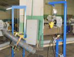 НПО «ГАКС-АРМСЕРВИС» изготовил комплекс оборудования для освидетельствования газовых баллонов