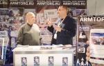 LD. Интервью с представителем компании в Польше Т. Шкловски на выставке «Valve World Expo – 2018»
