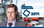 BIFFI. Интервью с руководителем приводного бизнеса Emerson в России А. Е. Стениным