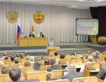Генеральный директор ОАО «АБС ЗЭиМ Автоматизация» выступил на расширенном заседании Кабинета Министров Чувашской Республики