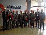 С 22 по 27 сентября 2013 г. состоялась деловая поездка делегации НПАА на заготовительные (литейные и кузнечные) предприятия Чехии