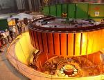 На Нижне-Бурейской ГЭС завершен монтаж основных элементов первого гидроагрегата