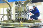 Всероссийский научно-исследовательский институт релестроения с опытным производством поставил системы частотного регулирования