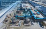 Монтаж шаровых резервуаров стартовал на АГПЗ